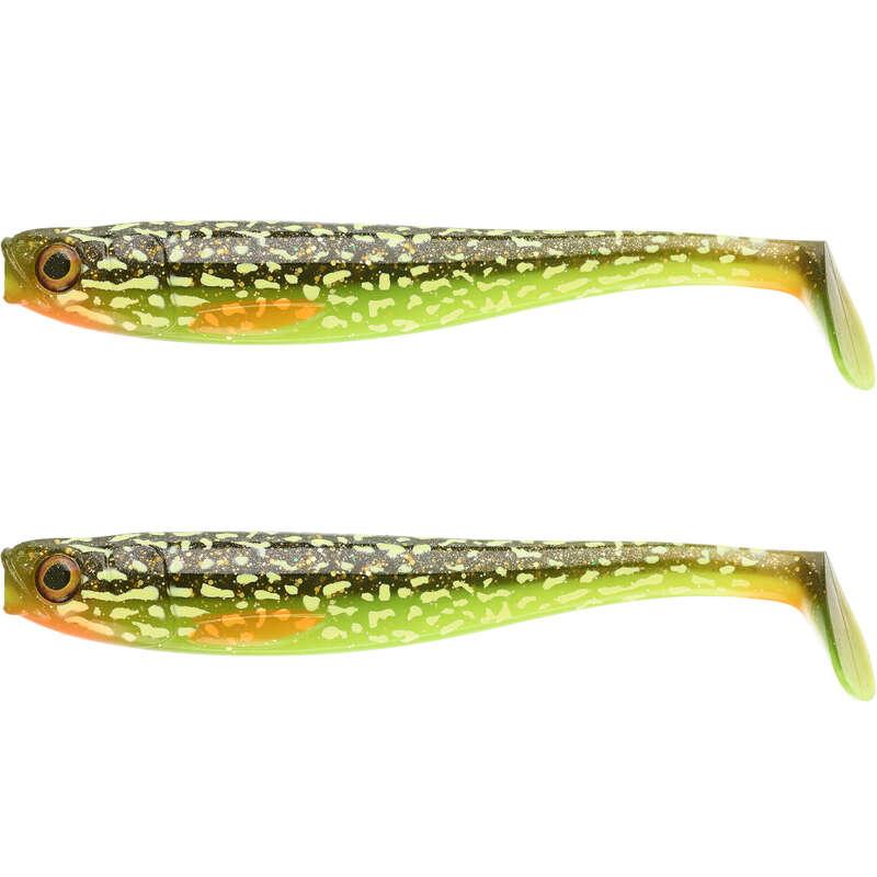 MĚKKÉ NÁSTRAHY NAD 10 CM Lov dravých ryb - NÁSTRAHA ROGEN 160 FIREPIKE CAPERLAN - Nástrahy a bižuterie