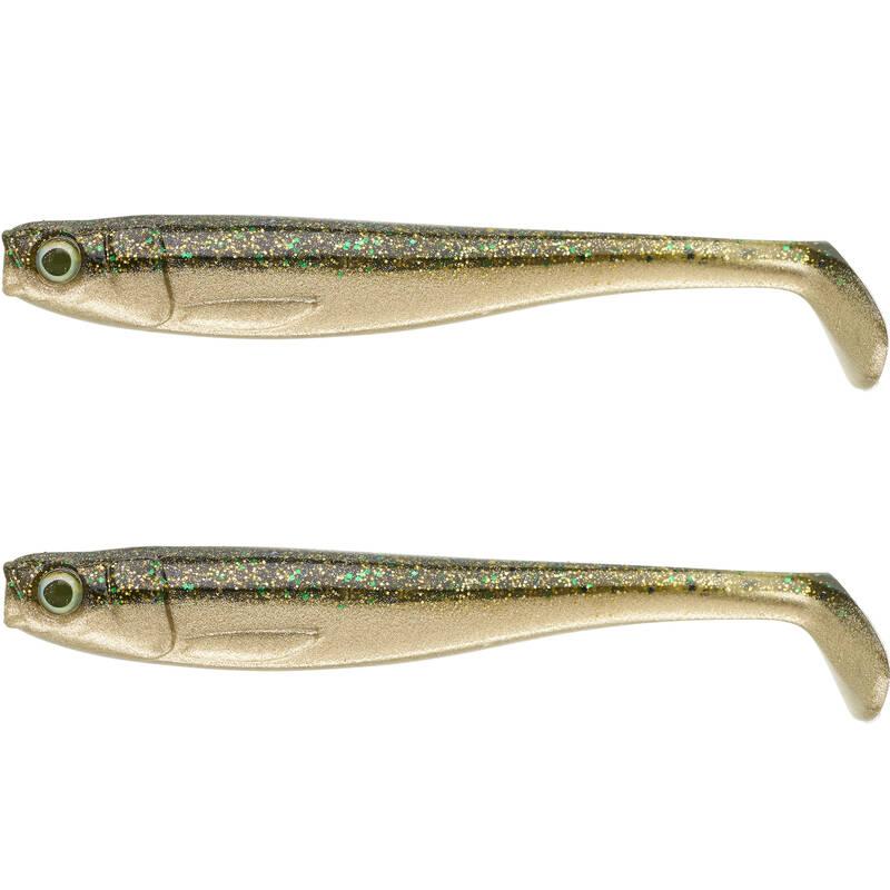 MĚKKÉ NÁSTRAHY DRAVÉ RYBY Lov dravých ryb - NÁSTRAHA ROGEN 120 GREENSHINER CAPERLAN - Nástrahy a bižuterie