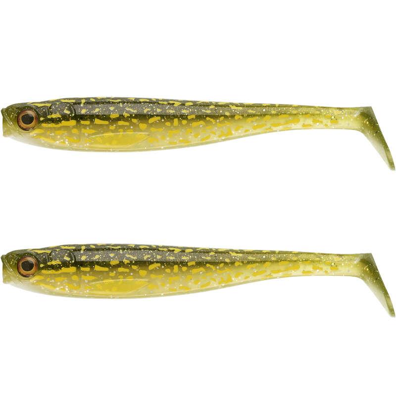 NĂLUCI FLEXIBILE BROCHET Pescuit - Nălucă flexibilă 160 ROGEN X2 CAPERLAN - Pescuit la rapitor
