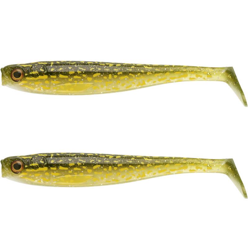 MĚKKÉ NÁSTRAHY NA LOV ŠTIK Lov dravých ryb - NÁSTRAHA ROGEN 160 2 KS CAPERLAN - Nástrahy a bižuterie