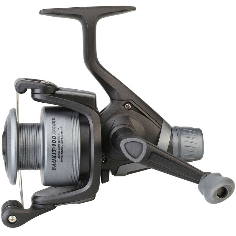 PERGET# SPINNING CASTING 2000-3000 Horgászsport - Orsó Bauxit-100 3000 RD CAPERLAN - Ragadozóhalak horgászata