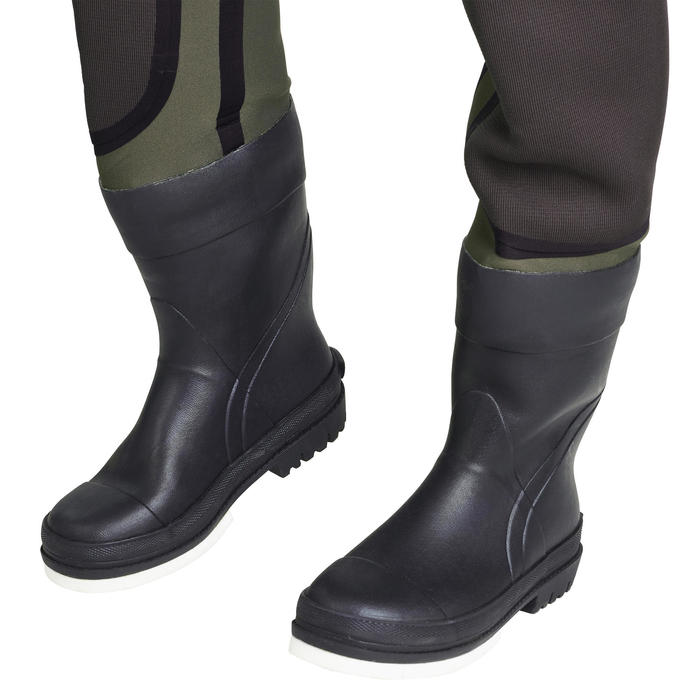 Waders Pêche WDS-3 Thermo semelle feutre