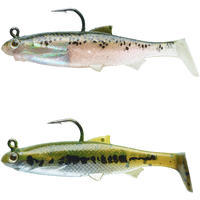 LURE FISHING SHAD SOFT LURE ROACH RTC 60 TROUT/MINNOW