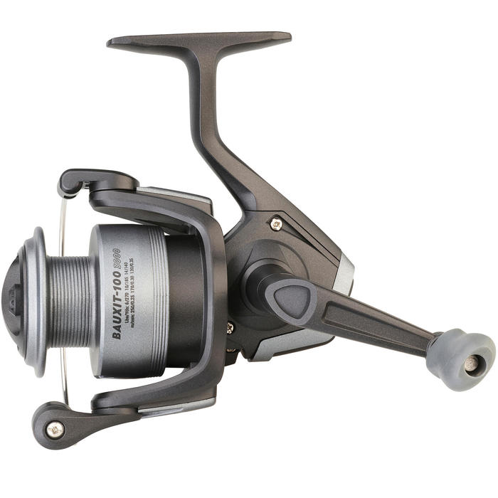 Carrete Pesca Bauxit-100 3000
