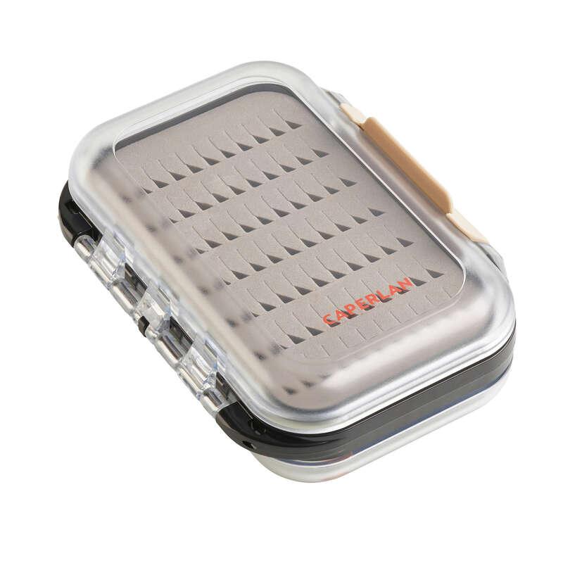 LEGYEZ# HORGÁSZAT Horgászsport - Műlégytartó doboz, M CAPERLAN - Tengeri horgászat