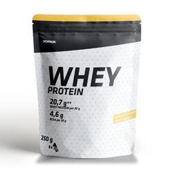 Whey eiwitten vanille 250 g