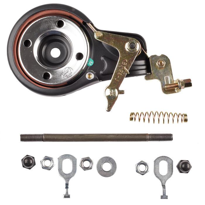 Kit de roue arrière avec frein tambour pour draisienne RUNRIDE