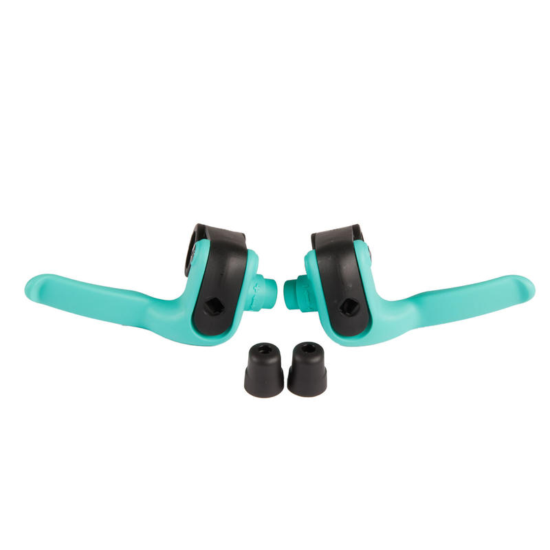 Levier de frein StopEasy cantilever turquoise