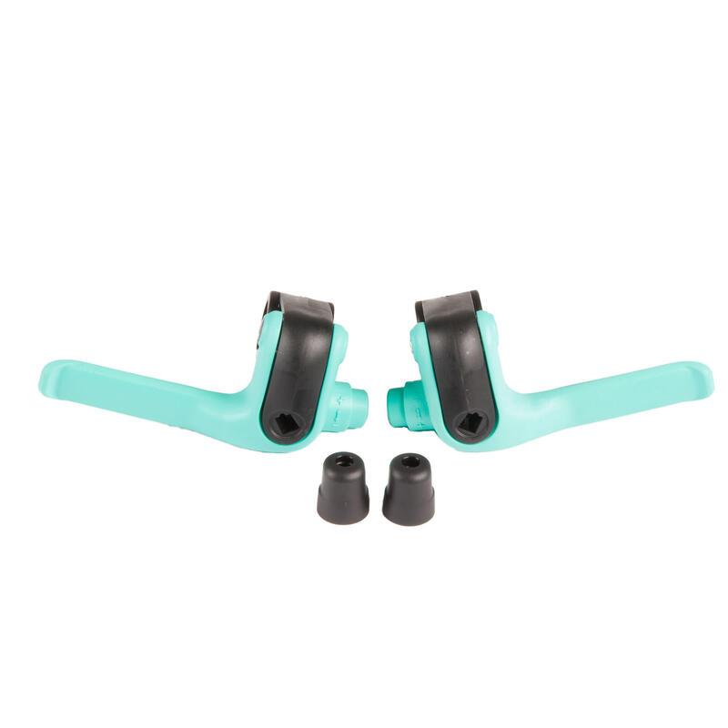 Levier de frein StopEasy vbrake turquoise