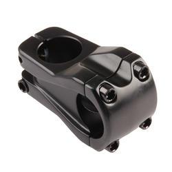 """Stuurpen voor BMX aheadset 1""""1/8 50 mm voor stuur met diameter 31,8 mm zwart"""