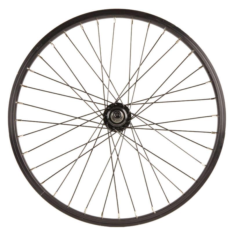 """Kerekek gyerek kerékpárokhoz Kerékpározás - Első kerék, BMX, 20"""" 10 mm BTWIN - Kerékpározás"""