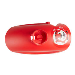 Voorspatbord Woony 12 inch rood