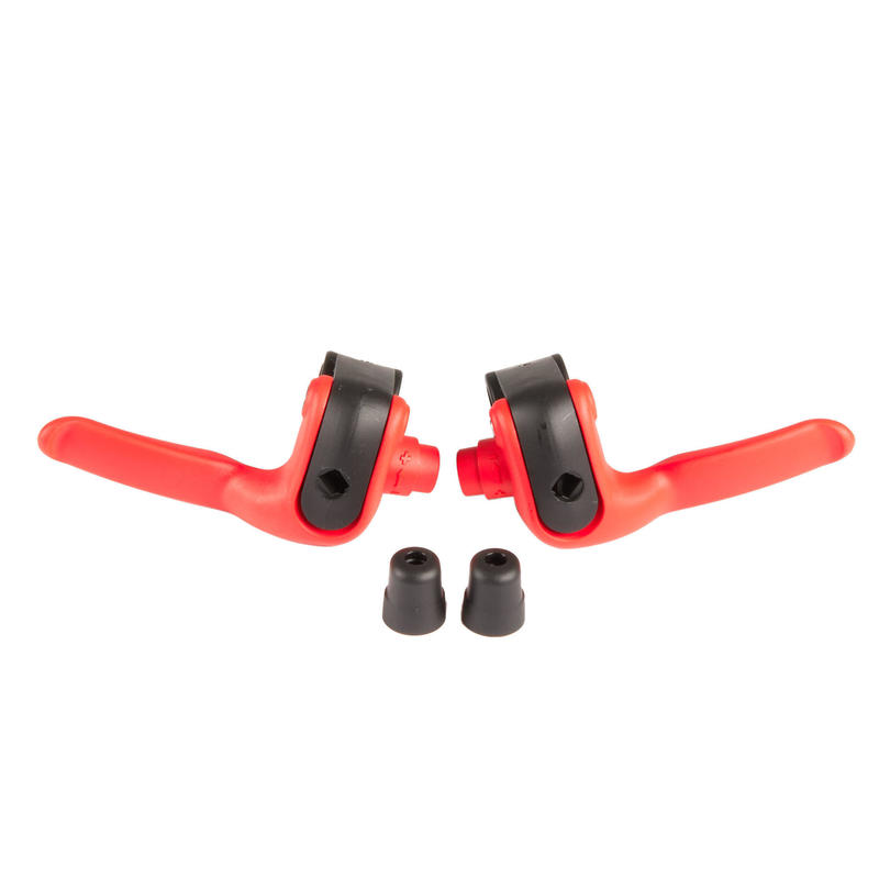 Levier de frein StopEasy cantilever rouge