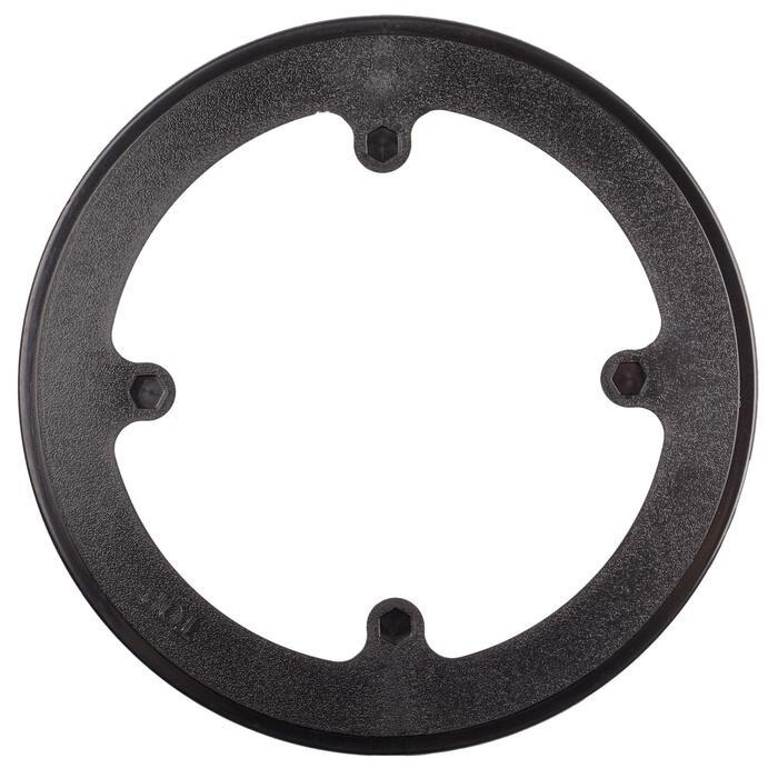 Dekblad 20 en 24 inch zwart