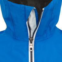 Veste imperméable de voile - veste de pluie SAILING 100 Enfant  Bleu vif