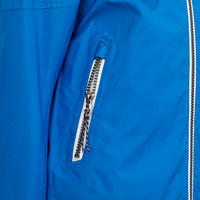 Kid's sailing waterproof jacket SAILING 100 - bright blue