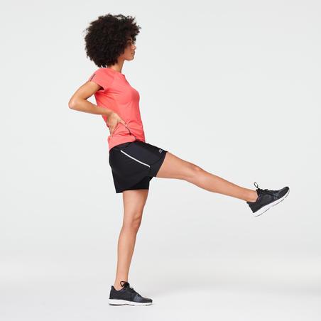 T-shirt de course à pied RunDry + – Femmes