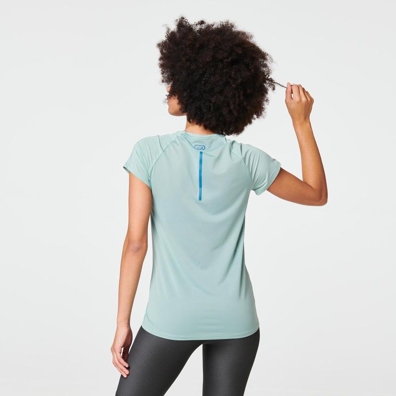 Run Light Women's Running T-Shirt - blue