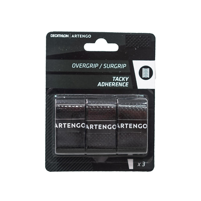 Tennis Tacky Overgrip - Black