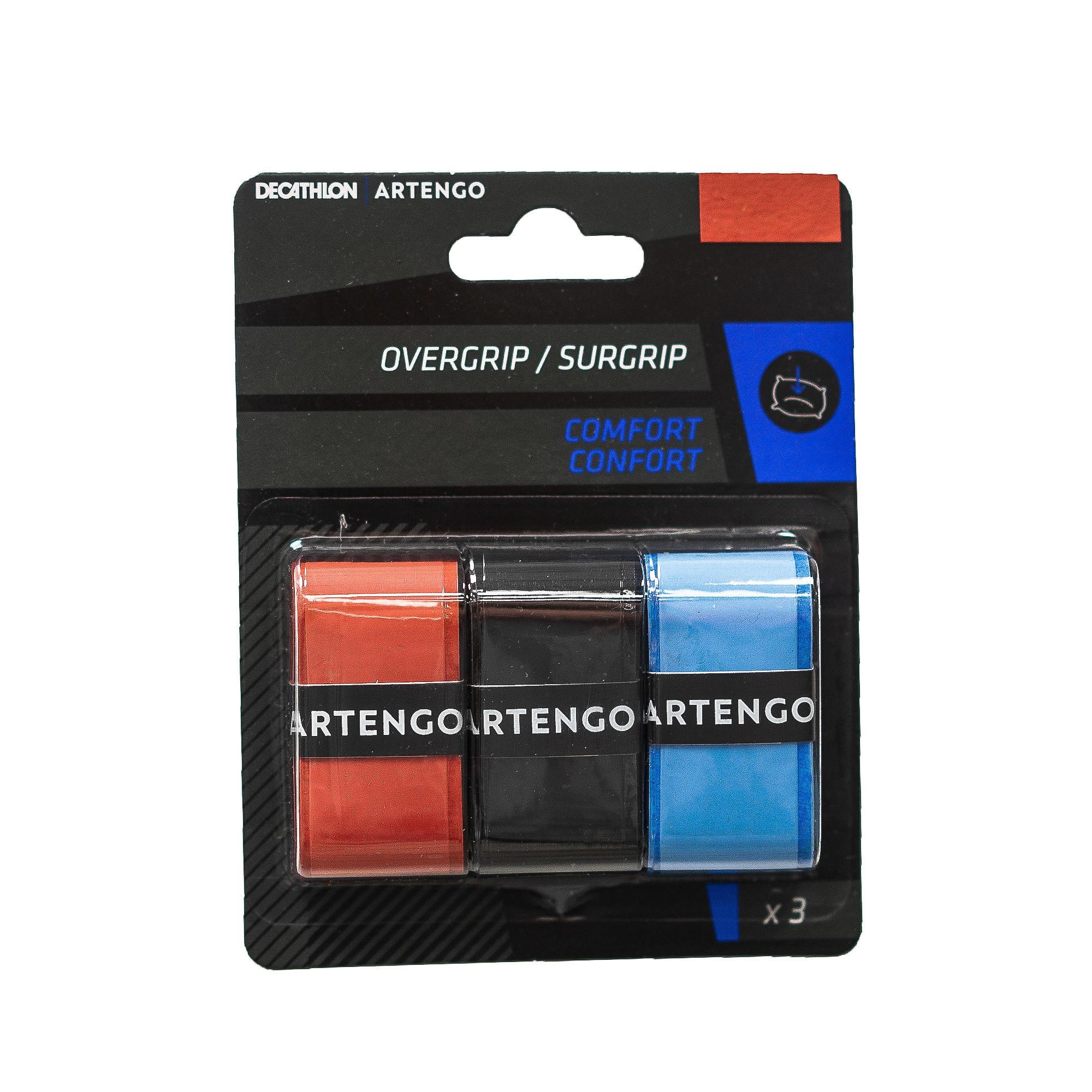 Set 3 Overgrip Tenis Confort