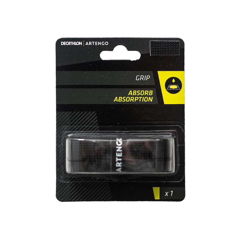 Absorb Tennis Grip - Black