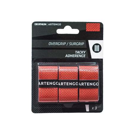 Tennis Tacky Overgrip - Red