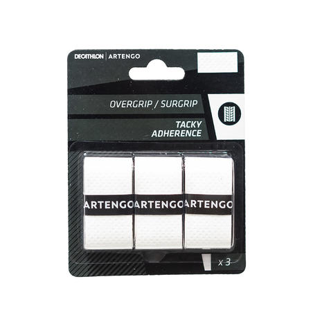 Tacky Tennis Overgrip - White