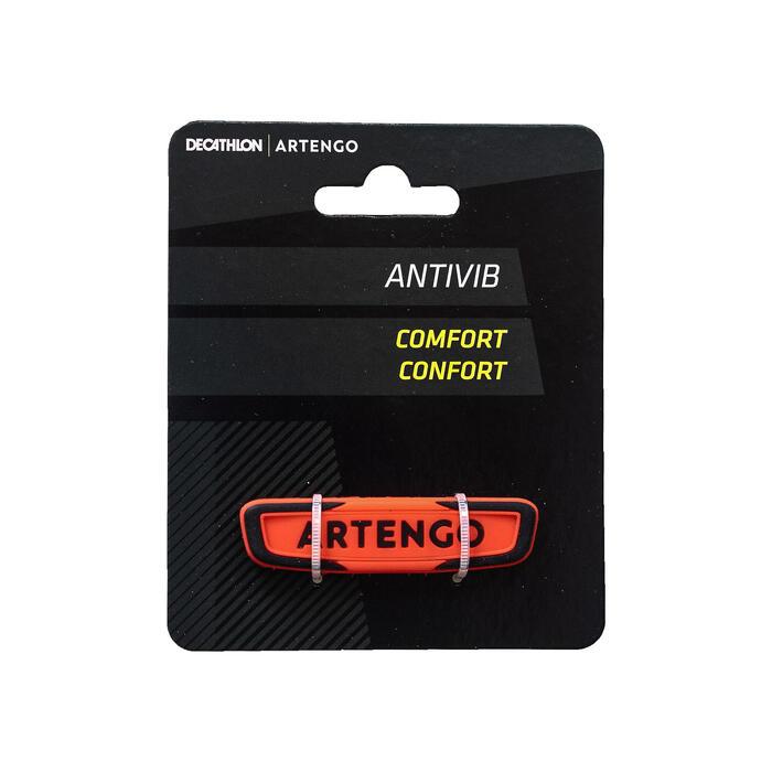 Trillingsdemper voor tennis Comfort rood