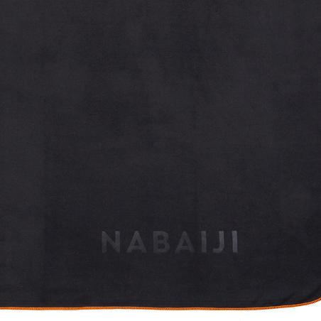 Рушник з мікрофібри, розмір XL, 110 x 175 см - Сірий