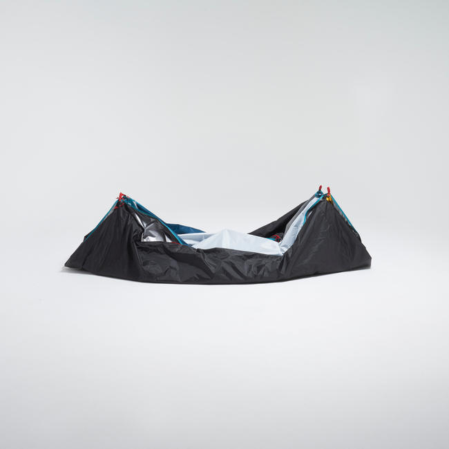 CAMPING TENT 2 SECONDS EASY - FRESH & BLACK - 2 PERSON