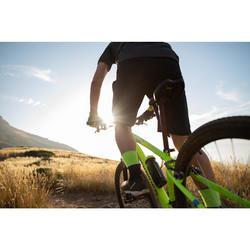"Mountainbike ST 100 27.5"" 3x7 speed microshift/shimano geel"