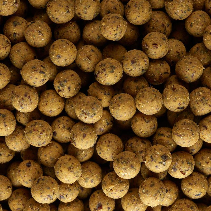 Bouillettes pêche de la carpe NATURALSEED 16mm 10kg Ananas
