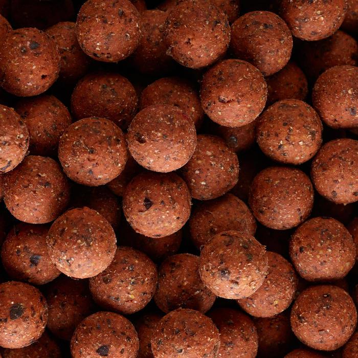 Bouillettes pêche de la carpe NATURALSEED 24mm 10kg Fraise