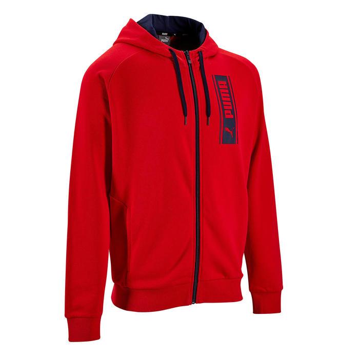 Veste à Capuche Puma Homme 500 Rouge