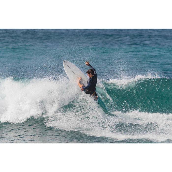 Surf boardshort standard 900 constrat blue