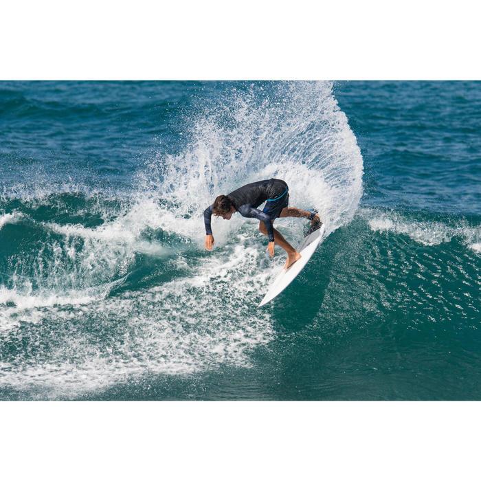 Surf boardshort Long 900 constrat blue