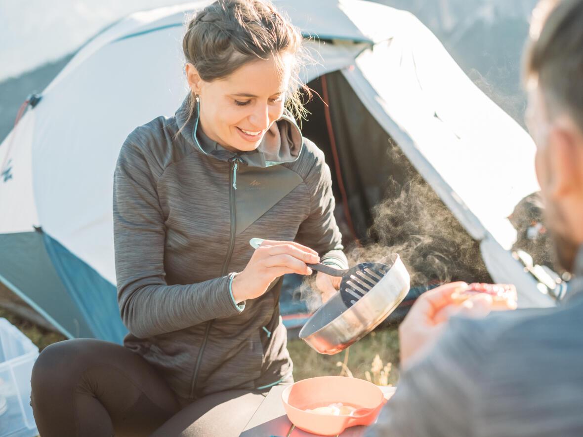 Comment cuisiner en camping ou en van ?