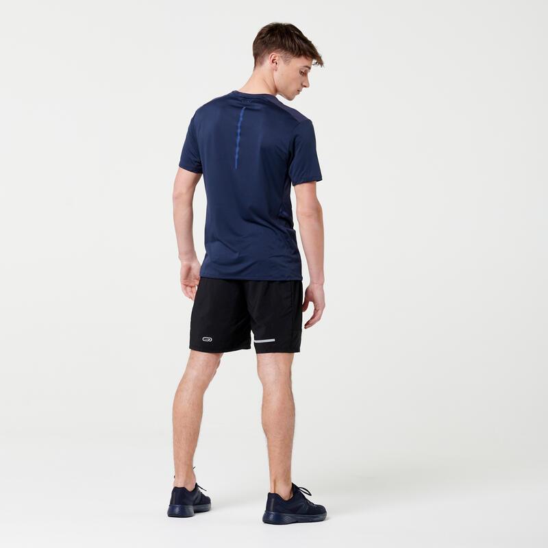 SHORT RUNNING HOMME RUN DRY + NEWBLACK