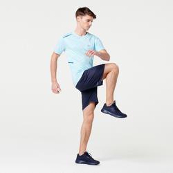 Run Dry+ Running T-Shirt - Blue Pastel - Men's