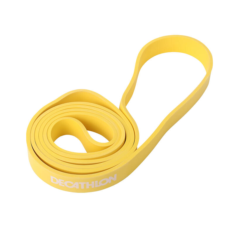 Cross-Training Elastic Training Band 25 kg - Yellow
