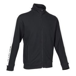 男款訓練外套500 - 黑色