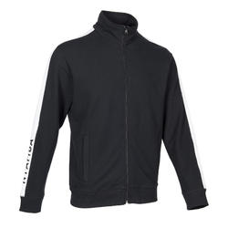 Men's Training Jacket 500 - Black