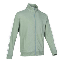 Men's Training Jacket 500 - Green