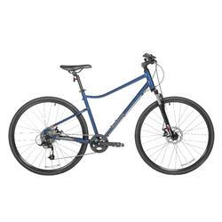 700C RIVERSIDE 500 混合單車鋁合金版 - 藍色