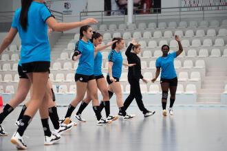 La proprioception: protocole de prévention pour le/la handballeur-se !