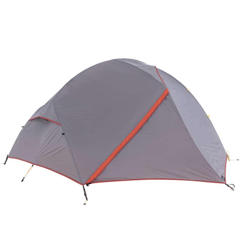 PIESE SEPARATE CORTURI TREKKING Drumetie, Trekking - Supratentă cort TREK 900 3P  FORCLAZ - Camping