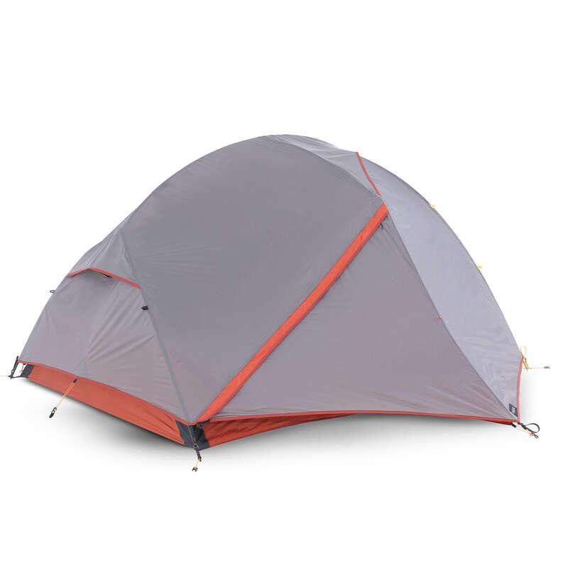 TÄLT FÖR TREKKING Camping - SJÄLVBÄRANDE TÄLT TREK 900 3 P FORCLAZ - Campingtält