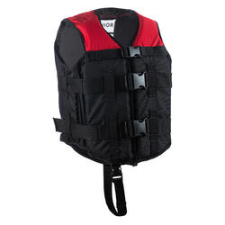 50 N JUNIOR BUOYANCY VEST FOR TOW SPORTS.