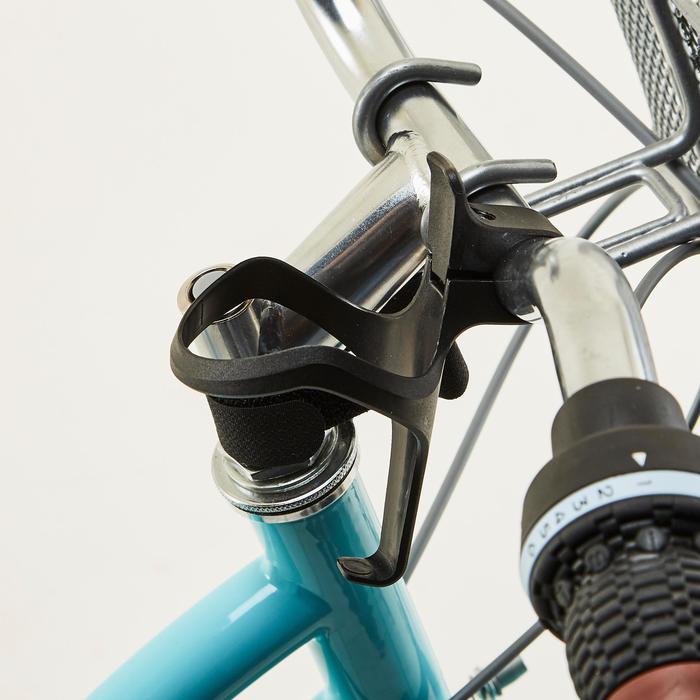 Porte bidon sur cintre vélo enfant