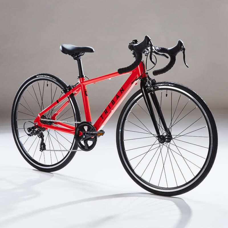BICICLETE DE ȘOSEA COPII 6-12 ANI Ciclism - Bicicletă Șosea TRIBAN 100  BTWIN - Biciclete